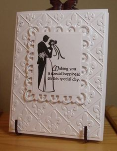 FS270 - Fleur de Lis Wedding by LynniePoo - Cards and Paper Crafts at Splitcoaststampers