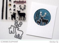 Winter Wonderland Creative Cuts with Geralyn!