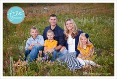 Family Picture Clothes by Color Series--Blues - Capturing Joy with Kristen Duke BOYS IN YELLOW, GIRLS IN BLUE?