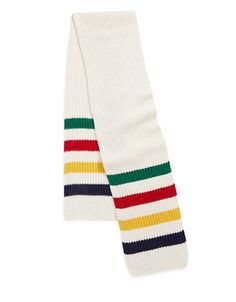 HBC Collections | Accessories | Ribbed Wool-Blend Scarf | Hudson's Bay