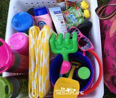 Beach Basket Essentials