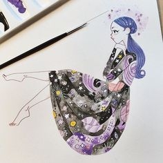 """To infinity and beyond Inspired by @maisonvalentino ✨"" Photo taken by @sibylline_m on Instagram, pinned via the InstaPin iOS App! http://www.instapinapp.com (11/21/2015)"