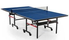 Is a blue ping pong table what you need to match your decor? Whether you're looking for a poolside option or something for the office, we've got 12 to show you with all the style and functionality a ping pong table should have. Check them out below. Outdoor Table Tennis Table, Table Tennis Set, Ping Pong Table Tennis, Outdoor Tables, Indoor Outdoor, Outdoor Living, Folding Ping Pong Table, Best Ping Pong Table, Blender 3d