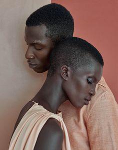 Achok Majak & Adonis Bosso