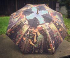 My Soul of the Rose ☂ umbrella John William Waterhouse Anna Valdez, John William Waterhouse, Water House, Singing In The Rain, Diana, Rose, Inspiration, Instagram, Biblical Inspiration