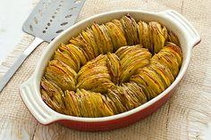 Crispy Chipotle Potato Tian