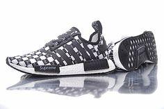 Legit Cheap Supreme x Adidas NMD R1 Boost Mesh Black White BA7745 2018  Online