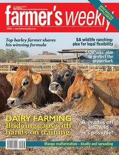 Get your digital subscription/issue of Farmer's August 2014 Magazine on Magzter and enjoy reading the magazine on iPad, iPhone, Android devices and the web. Agricultural Sector, August 15, News Magazines, How To Plan, Learning, Digital, South Africa, Windows 8, Privacy Policy