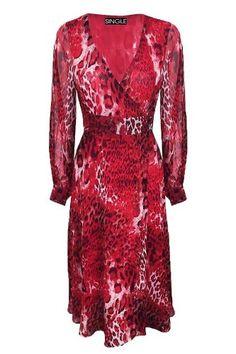 Make it pop with this sexy Single Dress by Taraji Dress! Doris Zindigo Boutique on Facebook