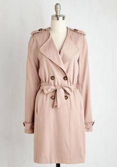 Trench Twist Jacket | Mod Retro Vintage Coats | ModCloth.com