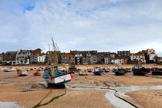 St. Ives, the fishing port on England's southwest coast, continues to draw artists