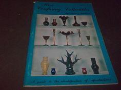 Vintage Confusing Collectibles Book Glassware Curio Cabniet Lamp Circus Wagon