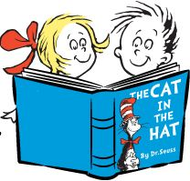 cat in the hat characters clip art - Google Search