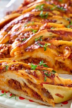 Hearty Bolognese yeast braid - Design for Life Easy Crockpot Chicken, Healthy Crockpot Recipes, Easy Chicken Recipes, Keto Chicken, Rotisserie Chicken, Healthy Chicken, Grilled Chicken, Baked Chicken, Beef Recipes For Dinner