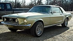 1968 Mustang Coupe Ford America, 1968 Mustang, 70s Cars, Antique Cars, Pony, Australia, Vehicles, Ideas, Cutaway