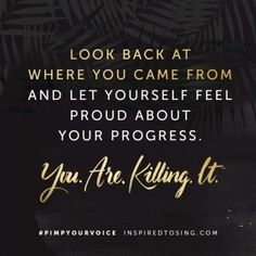 Work Quotes: QUOTATION – Image : Quotes Of the day – Description Thursday Thoughts! Be proud of your progress! Let it be your motivation to keep going! ✨ Sharing is Caring – Don't forget to share this quote ! Life Quotes Love, Great Quotes, Quotes To Live By, Me Quotes, Motivational Quotes, Inspirational Quotes, Proud Of You Quotes, Work Quotes, Funny Quotes