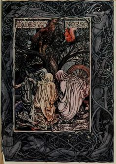 Peter Christen Asbjørnsen, Norse Fairy Tales.  Illustrations by Reginald L. Knowles and Horace J. Knowles.