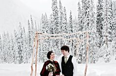 Married me outside
