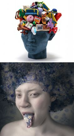 Sound Sculpture, Sculptures, Colossal Art, Mystery Minis, Modern Art, Cool Art, Street Art, Collage, Faces
