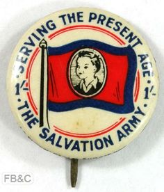 Salvation Army - Serving the Present Age