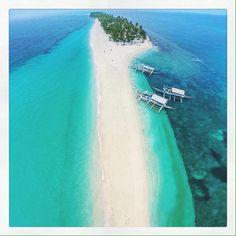 Kalanggaman Island, Philippines❤️ #beachlife #travel #leyte #sandbar #paradise #mustvisit #sansfrontierestourism