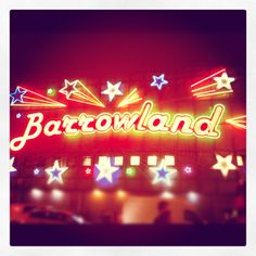 The Barrowlands