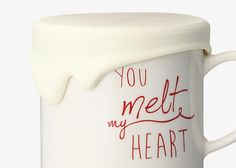 Starbucks You Melt My Heart Coffee Mug. LOVE it, pun intended. Perfect for Valentine's Day. Coffee Heart, I Love Coffee, Starbucks Coffee, Coffee Mugs, Coffee Coupons, Pretty Mugs, How To Order Coffee, Great Valentines Day Gifts, Coffee Quotes