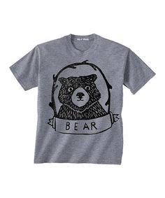 Bear Crest Tee