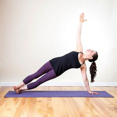 Skip the squats for once and get a booty burn from this yoga sequence!