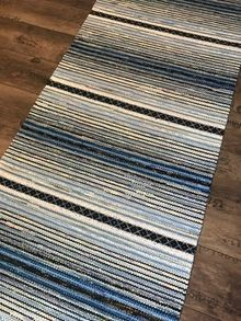 SINIRAITA 80 X 3.40 Rag Rugs, Scandinavian Style, Color Inspiration, Pattern Design, Weaving, Textiles, Home Decor, Rugs, Handbags