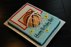 basketball cakes - Google Search