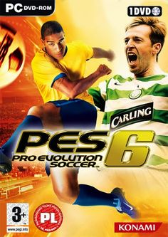 Full Version PC Games Free Download: Pro Evolution Soccer 6 Full PC Game Free Download-...