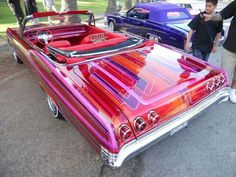 Lifestyle lowrider car club