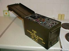 Ammo Can PC Case Mod