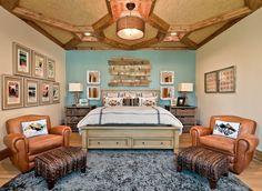 Как расставить мебель в спальне - 54 фото примеров