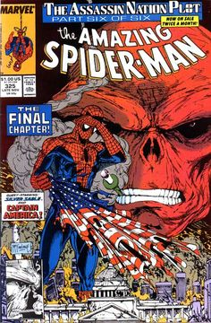 The Amazing Spider-Man (Vol. 1) 325 (1989/11)