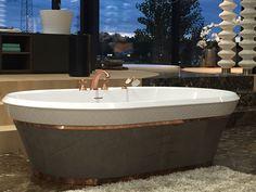 Vasca Da Bagno Di Rame : 40 fantastiche immagini su vasca in mansarda bath room bathtubs e