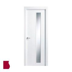 Modelo 905 V/ LACADA BLANCA / Colección Lacada / Puertas de interior Sanrafael