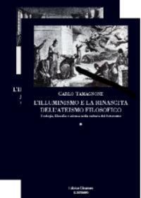 Copertina di L'illuminismo e la rinascita dell'ateismo filosofico