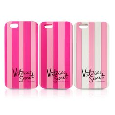 Victoria/'s Secret PINK Soft Silicon Stripe Case Covers For iphone 6 plus 5s 5 4 in Cases, Covers & Skins | eBay