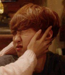 Chanyeol Exo next door. Exo Chanyeol, Kyungsoo, Kpop Exo, Exo Chanbaek, Exo Ot12, Exo Next Door, Namjin, Yoonmin, Fanfic Exo