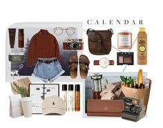 """""""Neutral for daze"""" by ohmycrumpets on Polyvore featuring DUBARRY, Birkenstock, Kikkerland, Leica, Muji, Helmut Lang, Herbivore, NARS Cosmetics, Daniel Wellington and Forever 21"""
