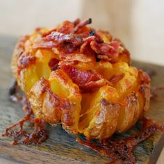 Bloomin' Baked Potato Recipe