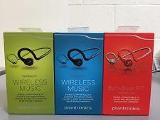 $79.00 Plantronics BackBeat Fit Bluetooth Wireless Headphones Sweat-proof