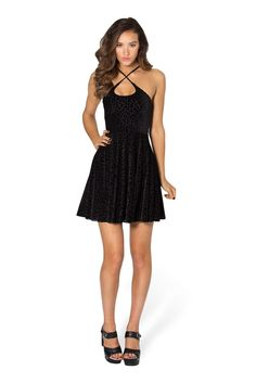 Burned Cheetah Reversible Straps Dress by Black Milk Clothing $90AUD