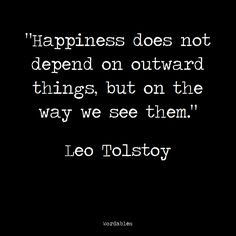 Leo Tolstoy's Top 10 Tips for Living a Happy Life