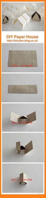 DIY Paper House