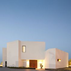 Star House by AGi Architects Photographer Nelson Garrido has sent us some images of  a house designed by AGi Architects located next to a beach in Bnaider, Kuwait.