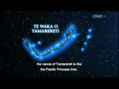 Tūhoe legends surrounding the creation of star constellations - YouTube (in Te Reo w/ subtitles & link to Part 2)