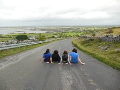 8.31.12-going to the cliffs of moher with danielle, meg and colleen!! it was a fabulous day-then meg and i went to a pub crawl!